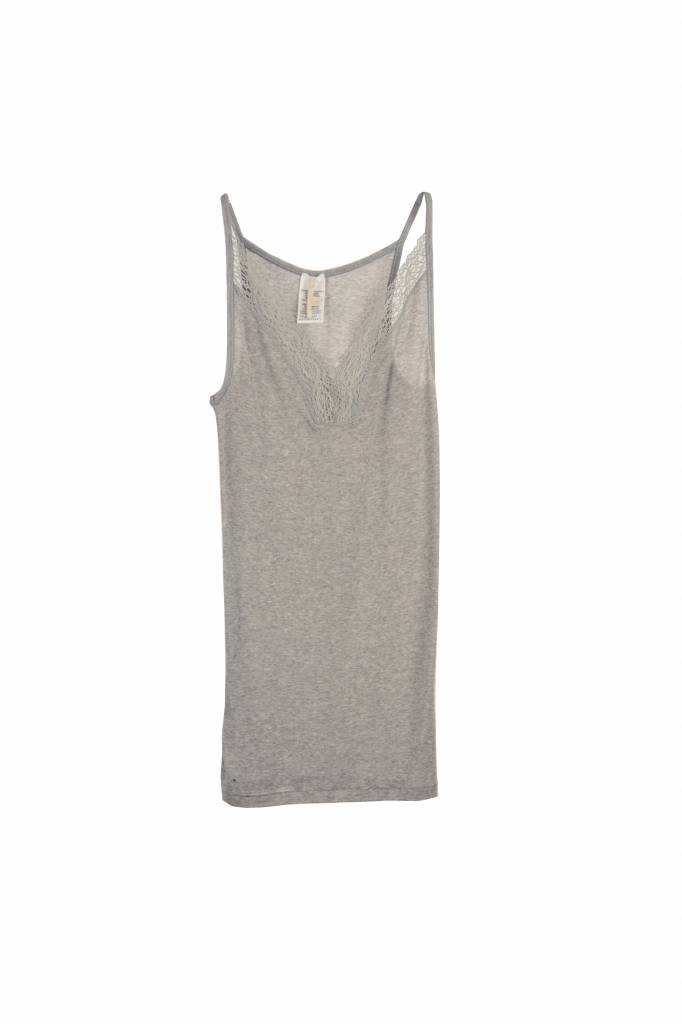 Vanessa Bruno Bretelle top grey