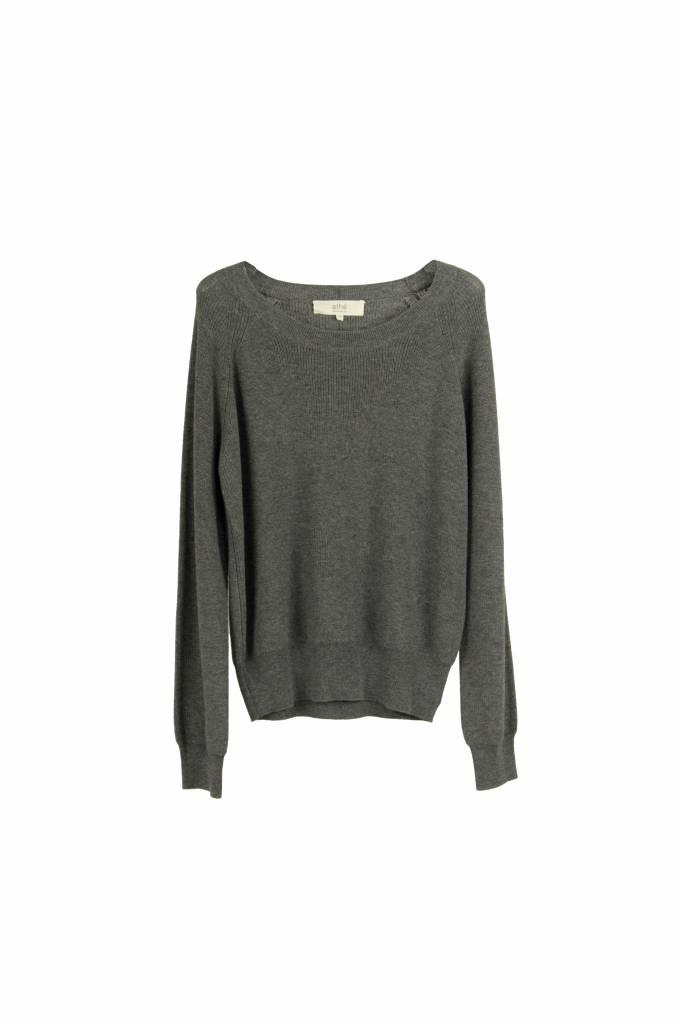 Halesia pullover grey
