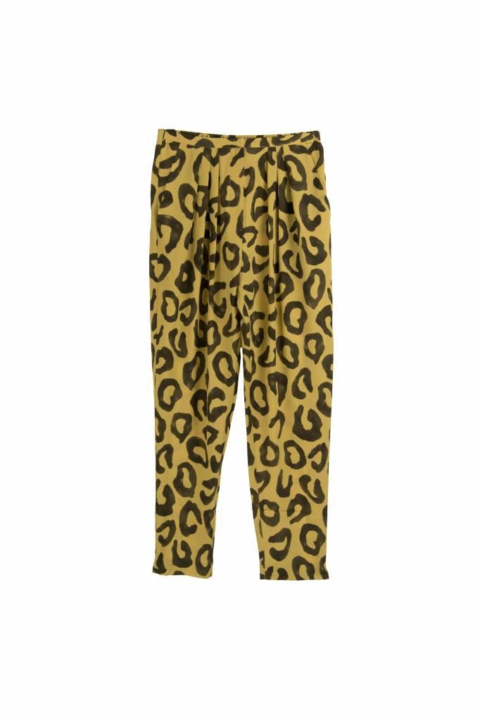 Kokoon Fiona pants dust yellow leo