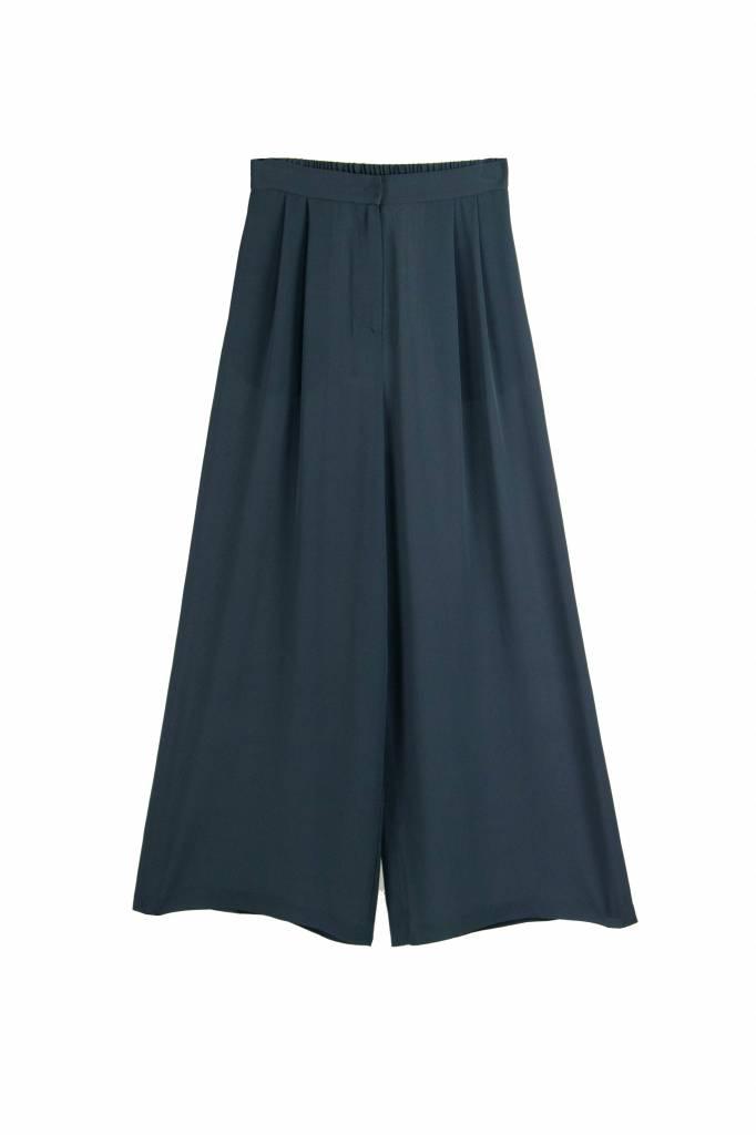 Kokoon Cecco pants petrol grey