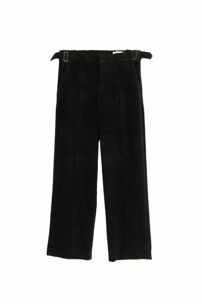 Hope Ridge trouser black corduroy