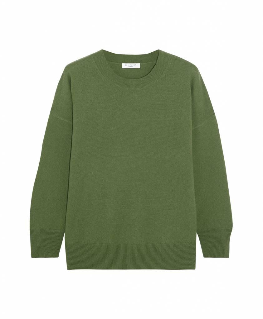 Equipment Bryce cashmere crew sweater