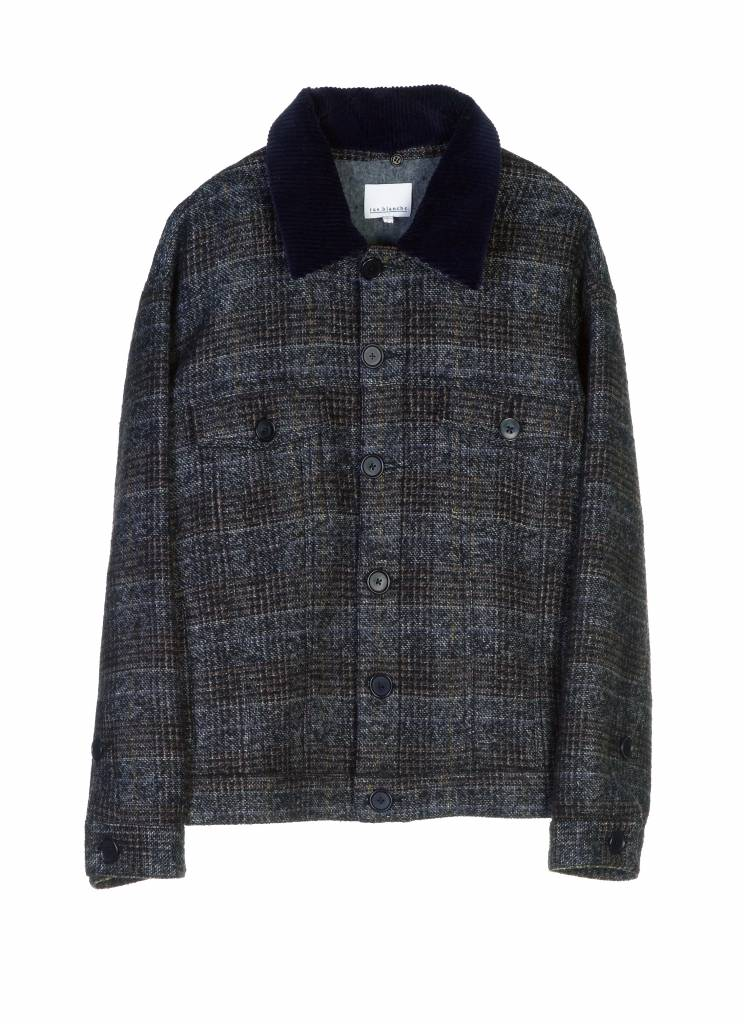 Rue Blanche Cephee jacket check