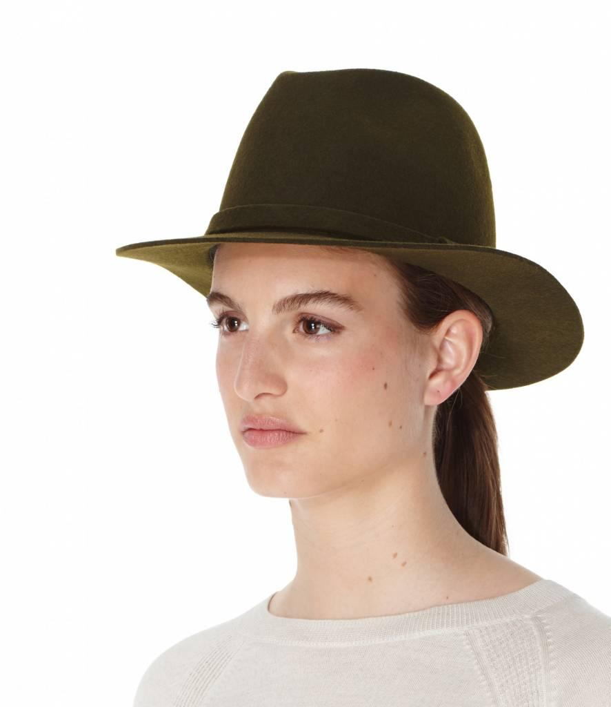 Alizée hat army green