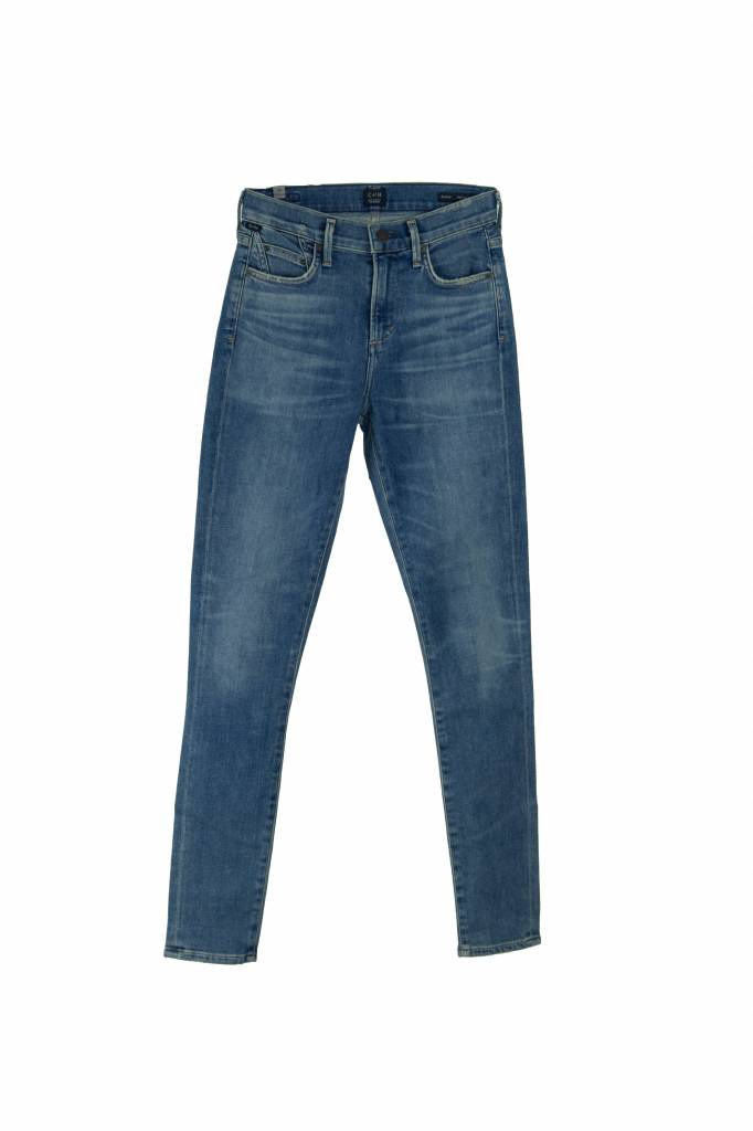 Rocket high rise skinny jeans reyes
