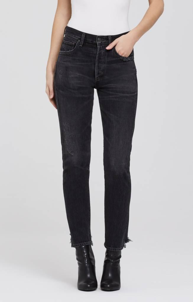 Liya jeans dark tempest