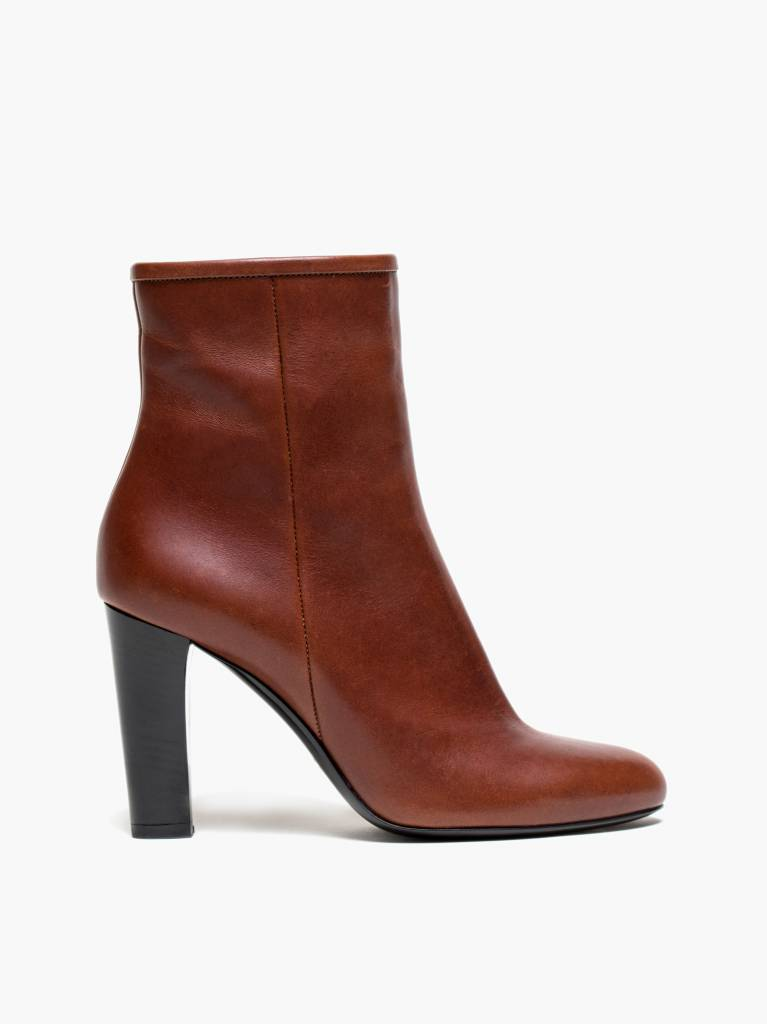 Michel Vivien Estelle chestnut brown boot