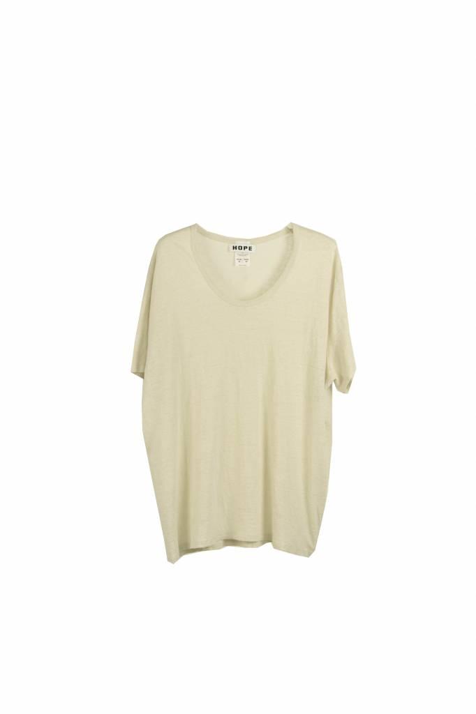 Hope Dash t-shirt ivory