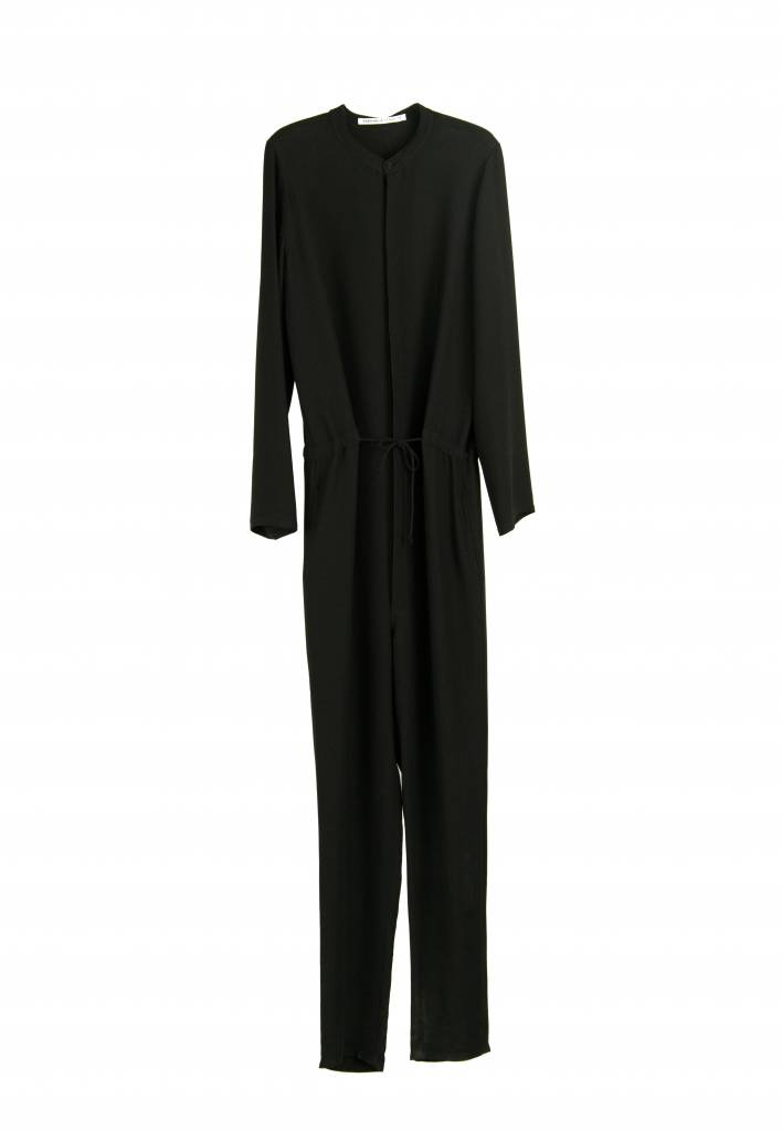 Monique van Heist Yoga jumpsuit crepe heavy