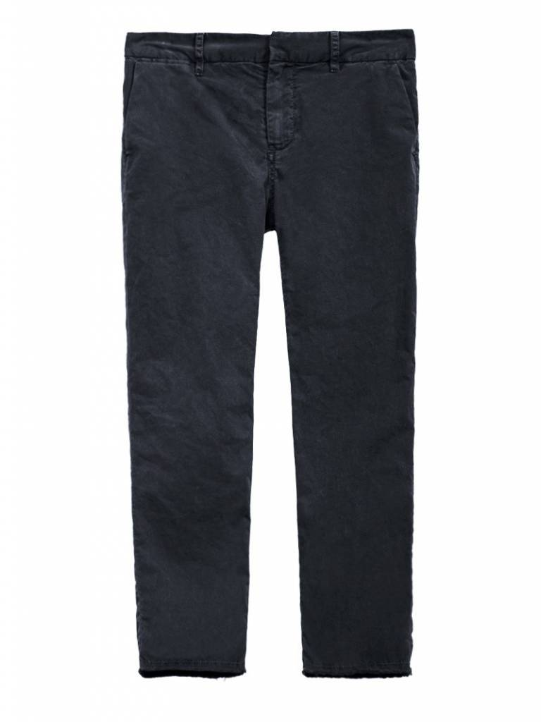 Nili Lotan East Hampton pant dark navy