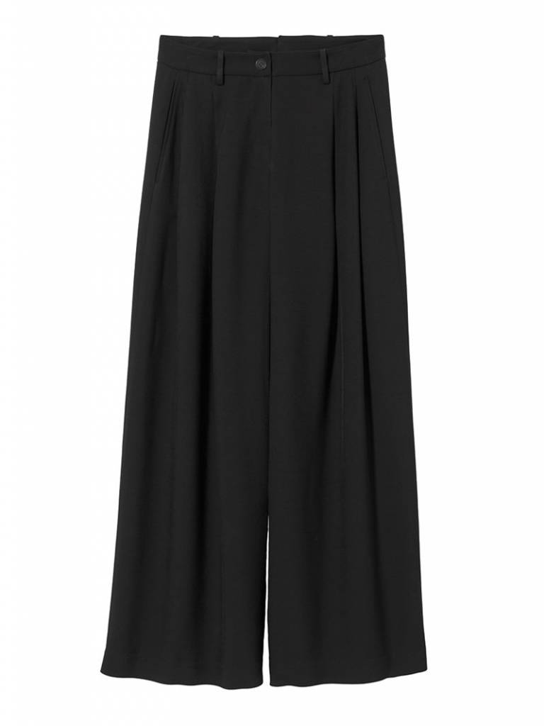 Nili Lotan Inez trousers black