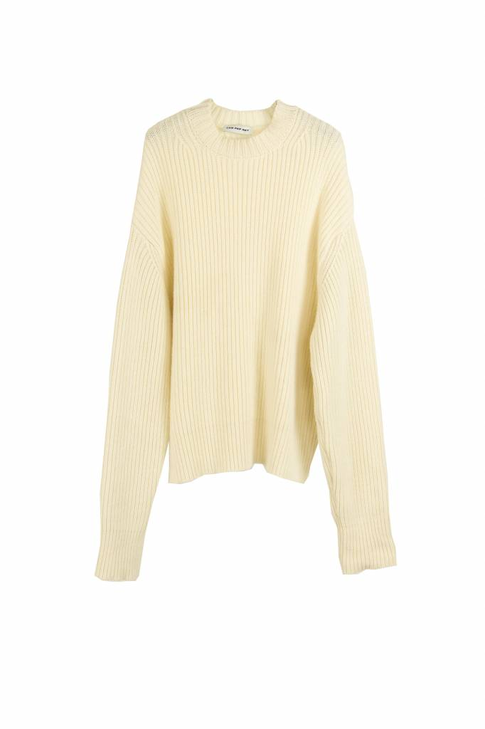 Can Pep Rey Knitted oversized sweater