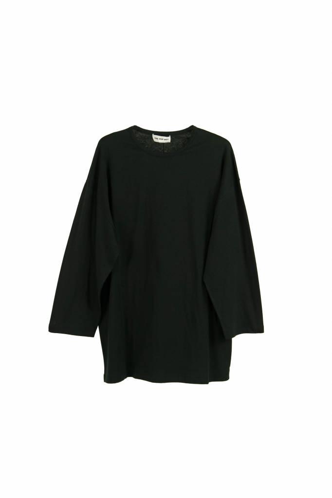 Can Pep Rey Unisex t-shirt L/S caviar