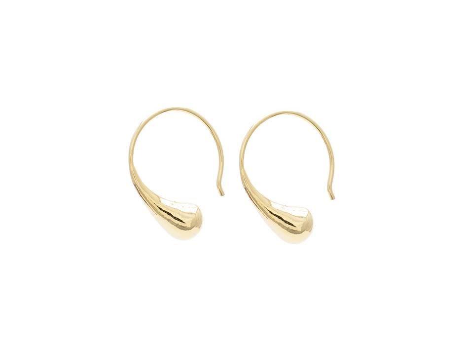 Wouters & Hendrix earrings with kernel detail
