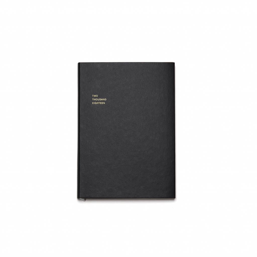 Marjolein Delhaas classic planner black