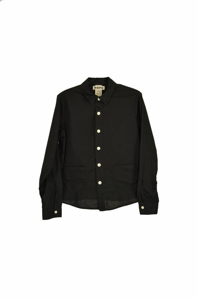 Hope Rig shirt black