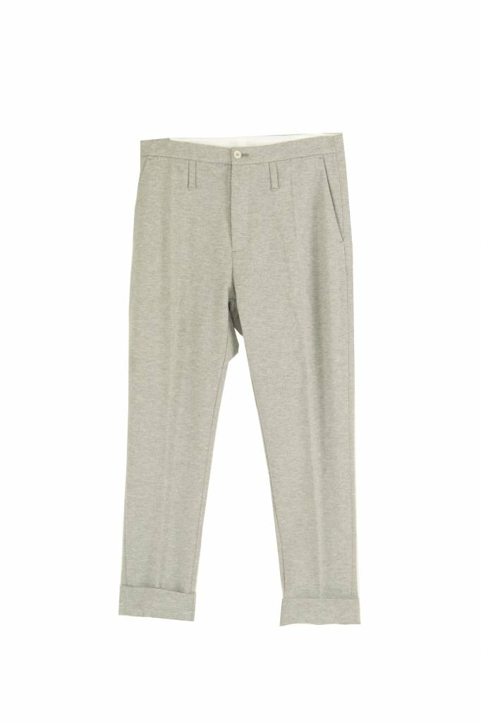 Hope Law trouser grey melange