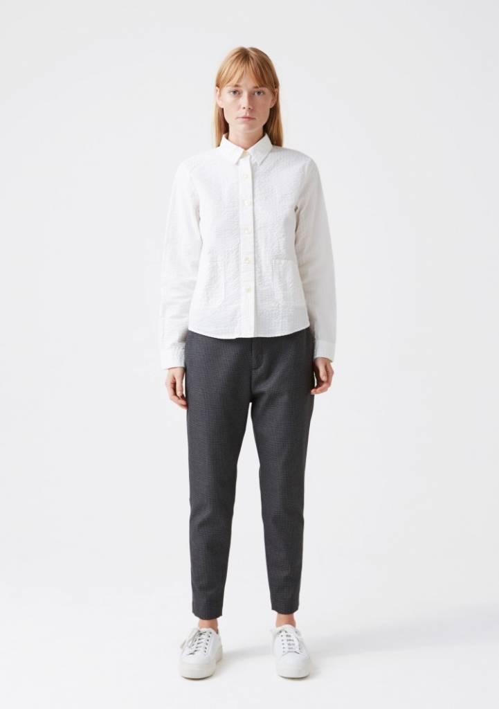 Krissy trouser grey dogtooth