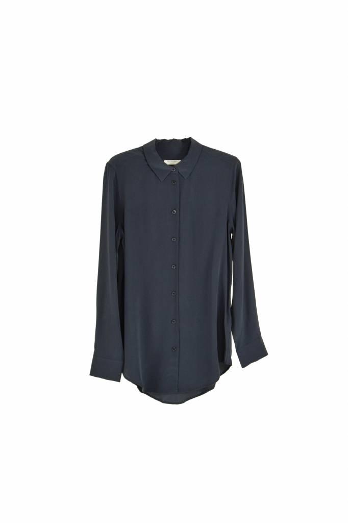 Equipment Essential shirt blue mood