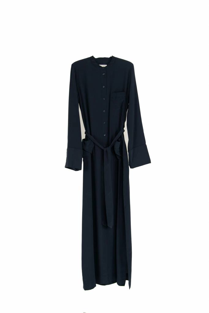 Equipment Britten Maxi dress Eclipse