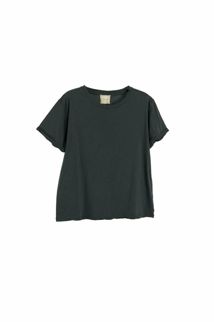 Fine Edge Basic t-shirt ombre blue