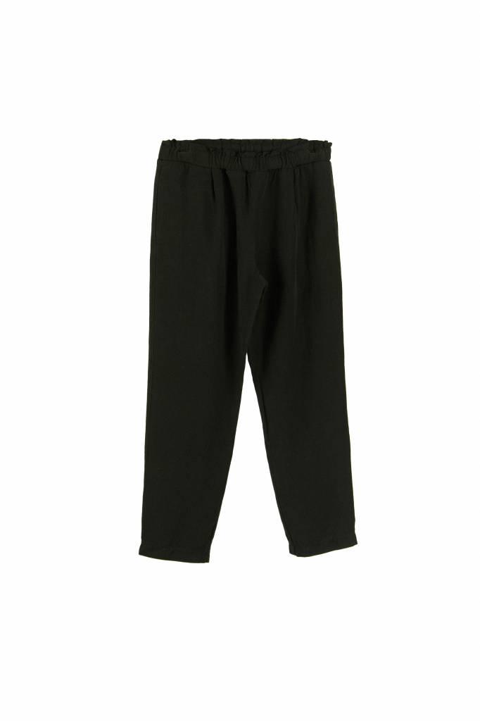 Pomandère elastic pantalon black