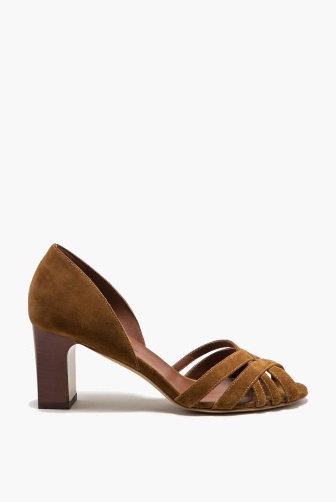 Alyssa sandal cognac