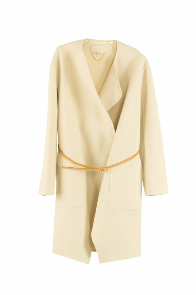 Vanessa Bruno Dugny coat creme