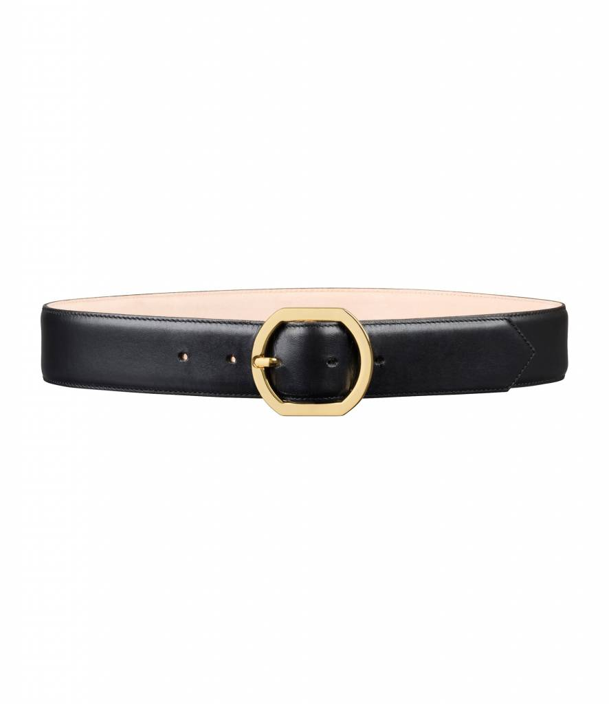 A.P.C. Mathilde belt noir
