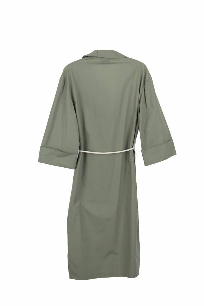 Bouquet d'etoile dress grey green