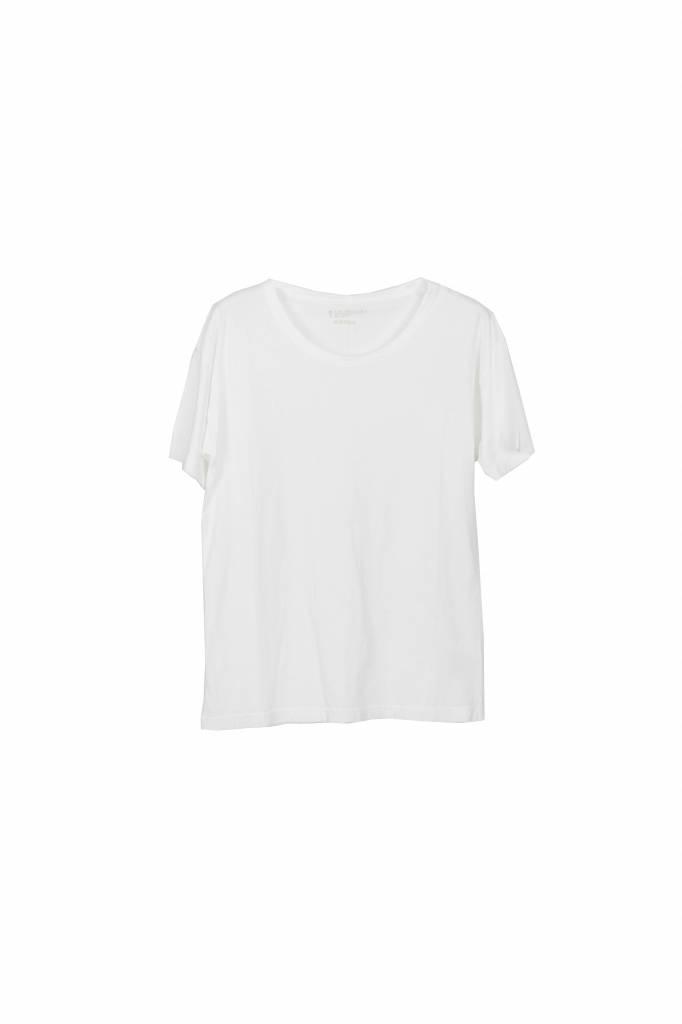 Rue Blanche Base t-shirt white