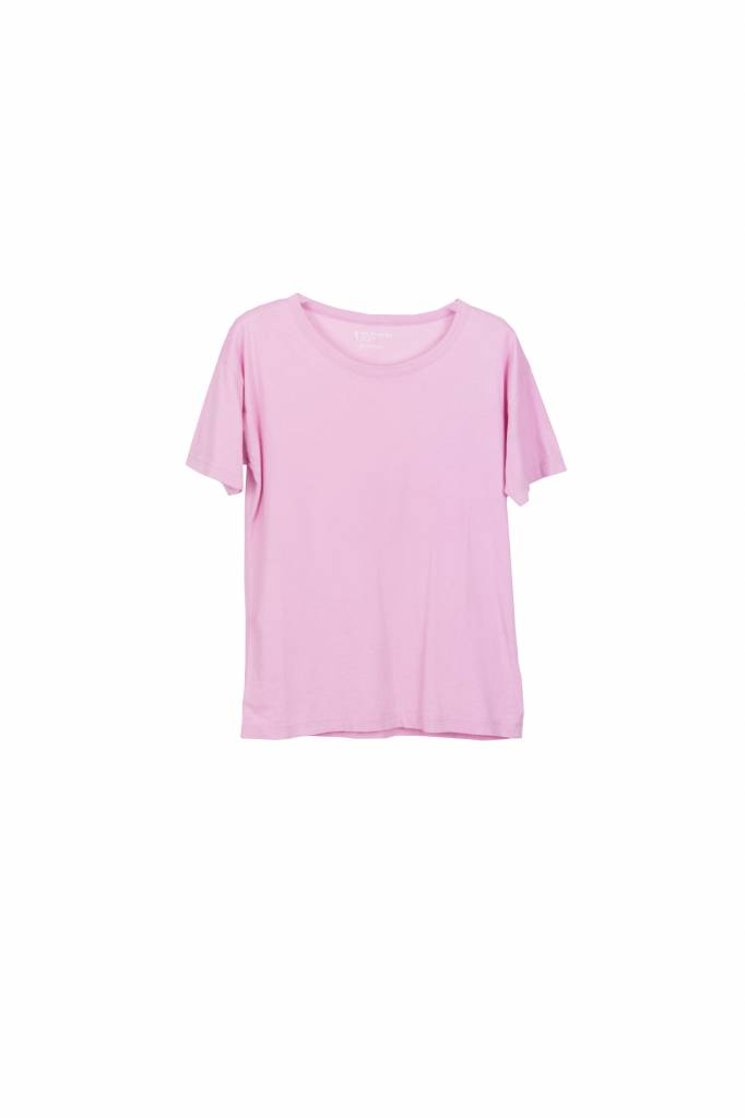 Rue Blanche Base t-shirt pink
