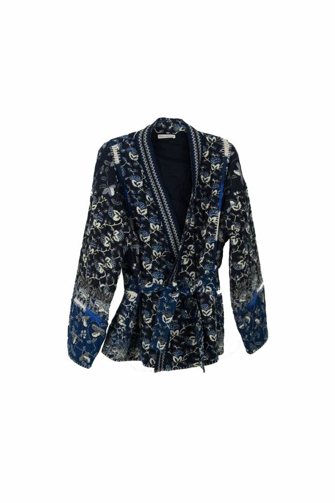 Ulla Johnson Sachi jacket indigo