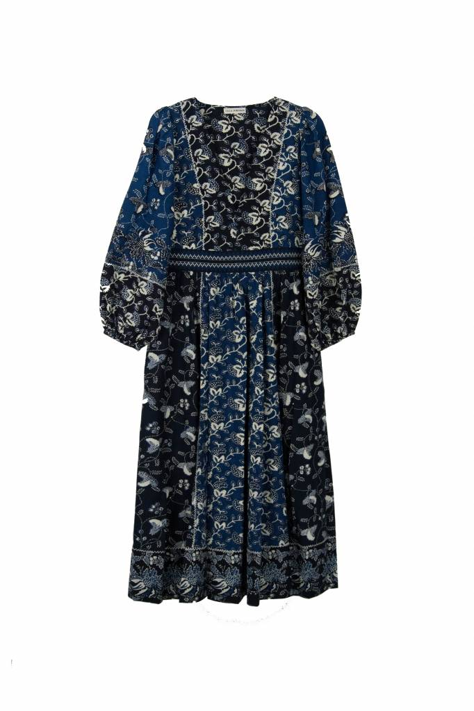 Ulla Johnson Iona dress indigo