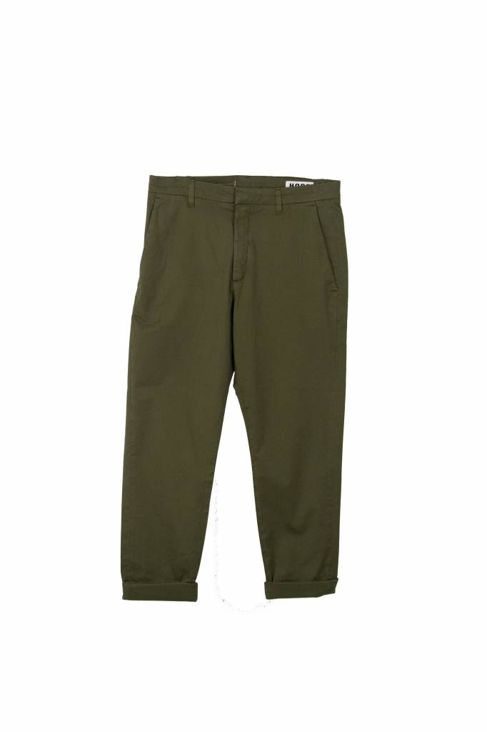 Hope News trouser dark olive