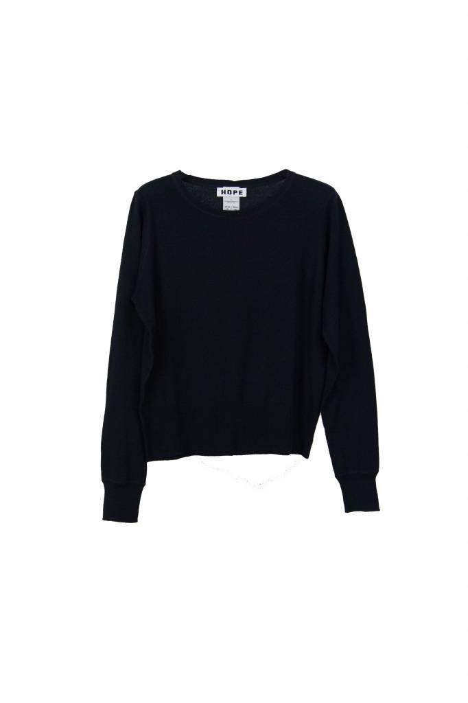 Hope Usual sweater navy