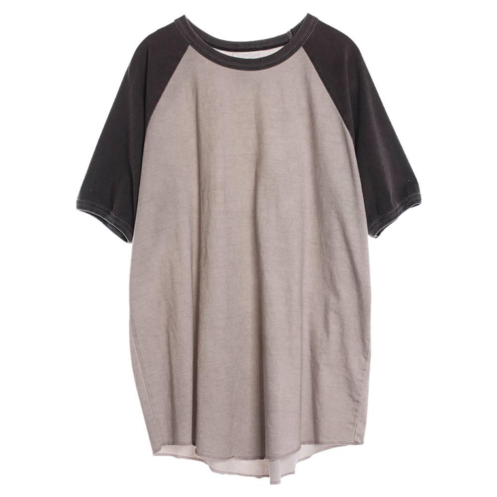 Stand Aloné raglan t-shirt grey charchoal