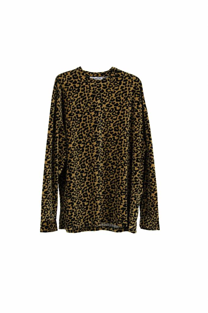 Can Pep Rey Carlos sweater leo print