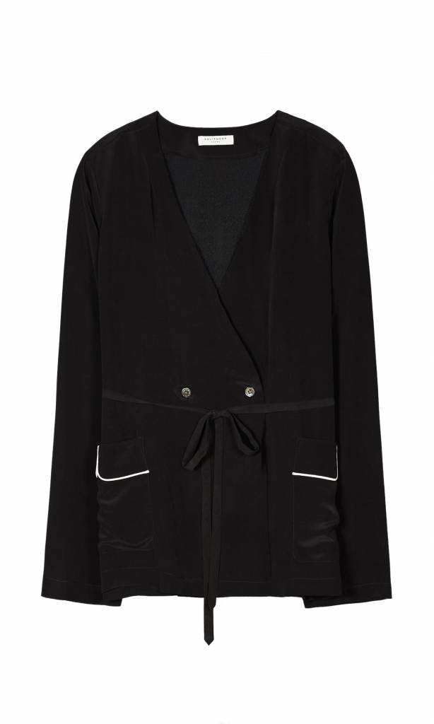 Equipment Mercer robe true black
