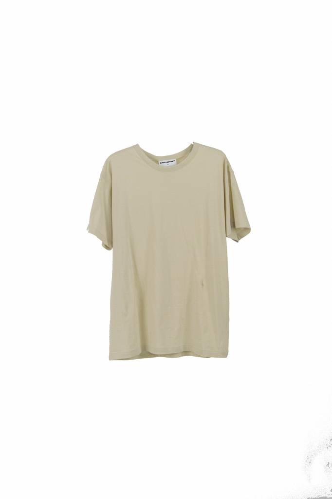 Can Pep Rey Unisex t-shirt S/S beige