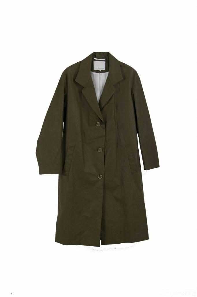 Rue Blanche Marronier coat moss
