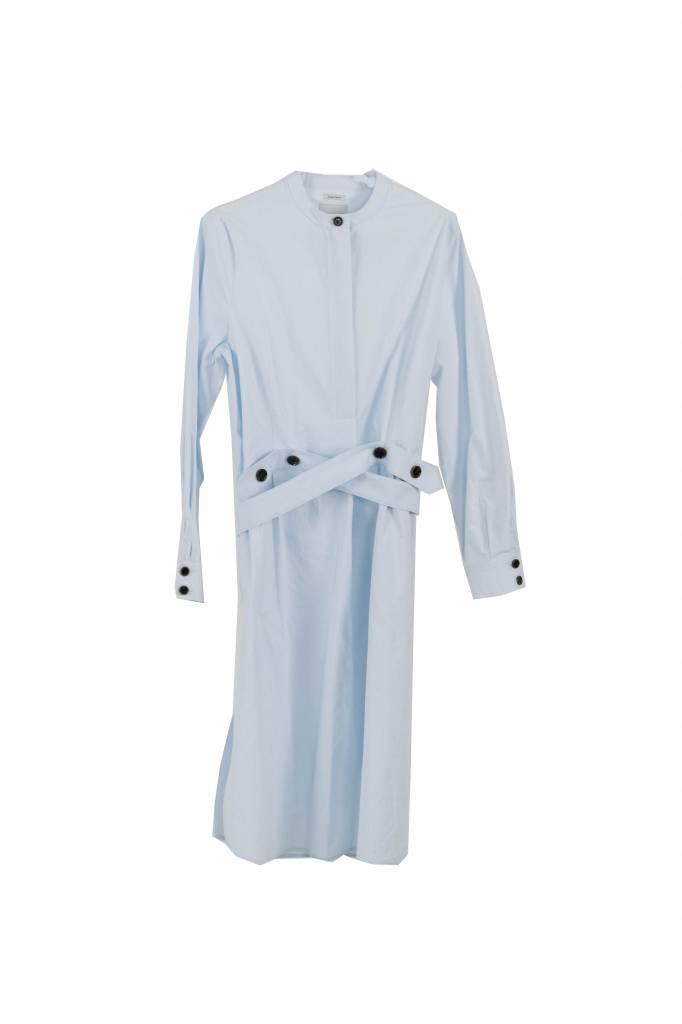 Rue Blanche Grand Liseron dress light blue