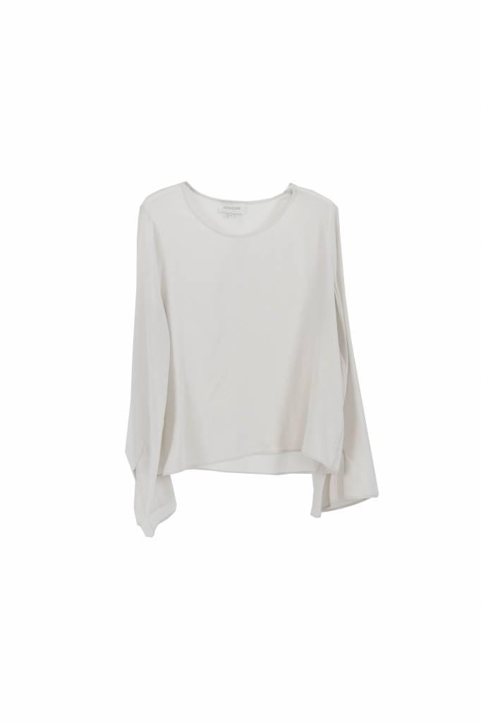 Kokoon Lova blouse concrete