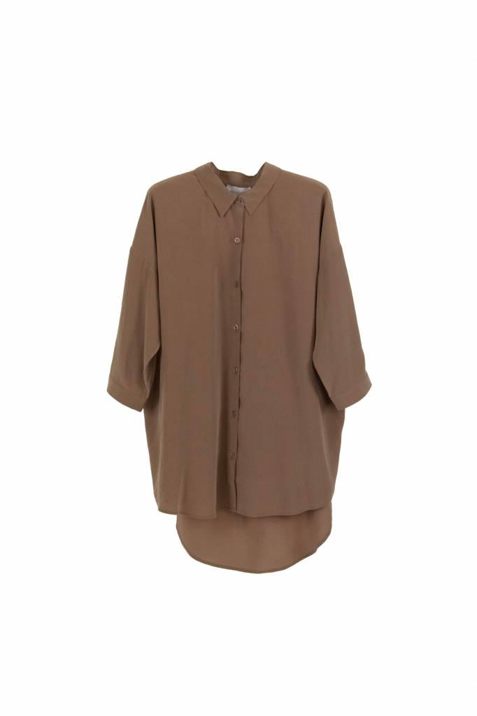 Kokoon Bianca shirt praline