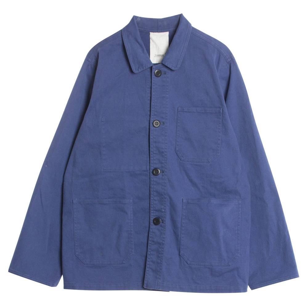 Stand Aloné Utility jacket lavender blue