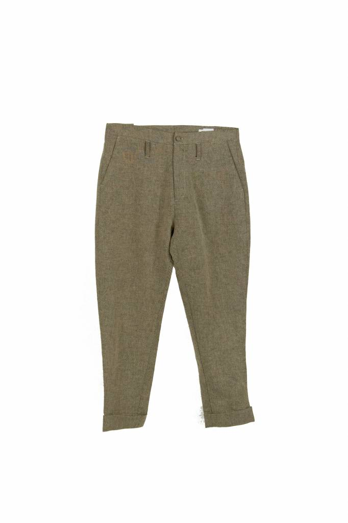 Hope Law trouser beige melange