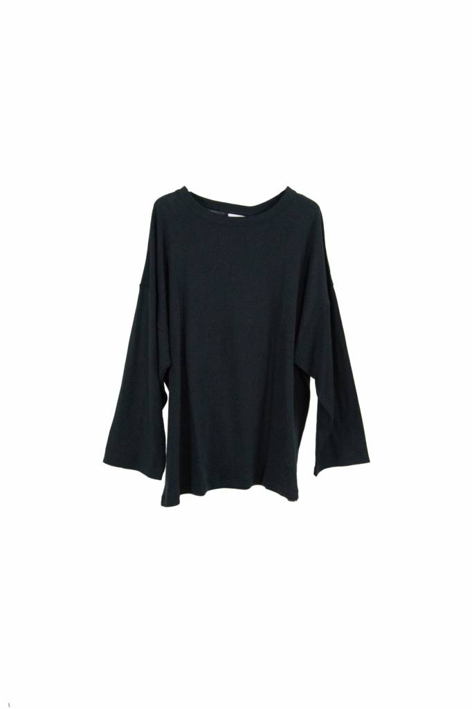 Can Pep Rey Loose t-shirt L/S black