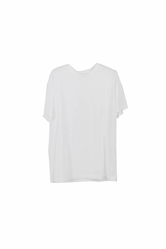 Can Pep Rey Simple t-shirt S/S white