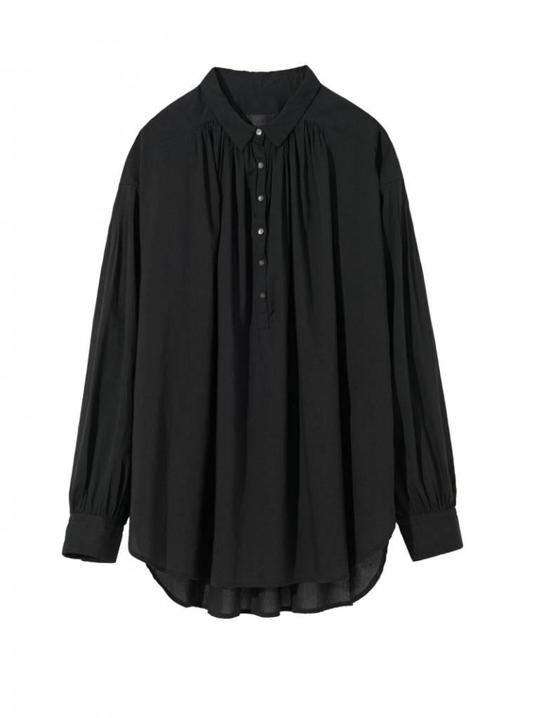 Nili Lotan Miles blouse black