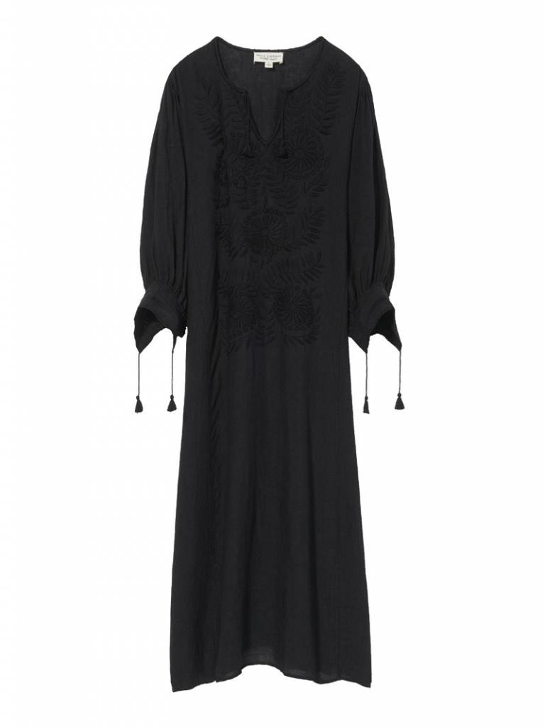 Nili Lotan Isla dress black
